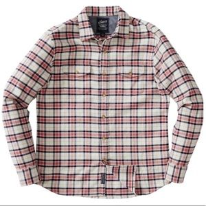 Grayers Plaid Flannel Shirt